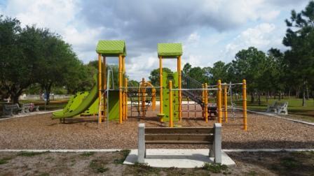 Haverhill Park Kids Playground 2017