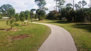 Paved Path to Haverhill Park