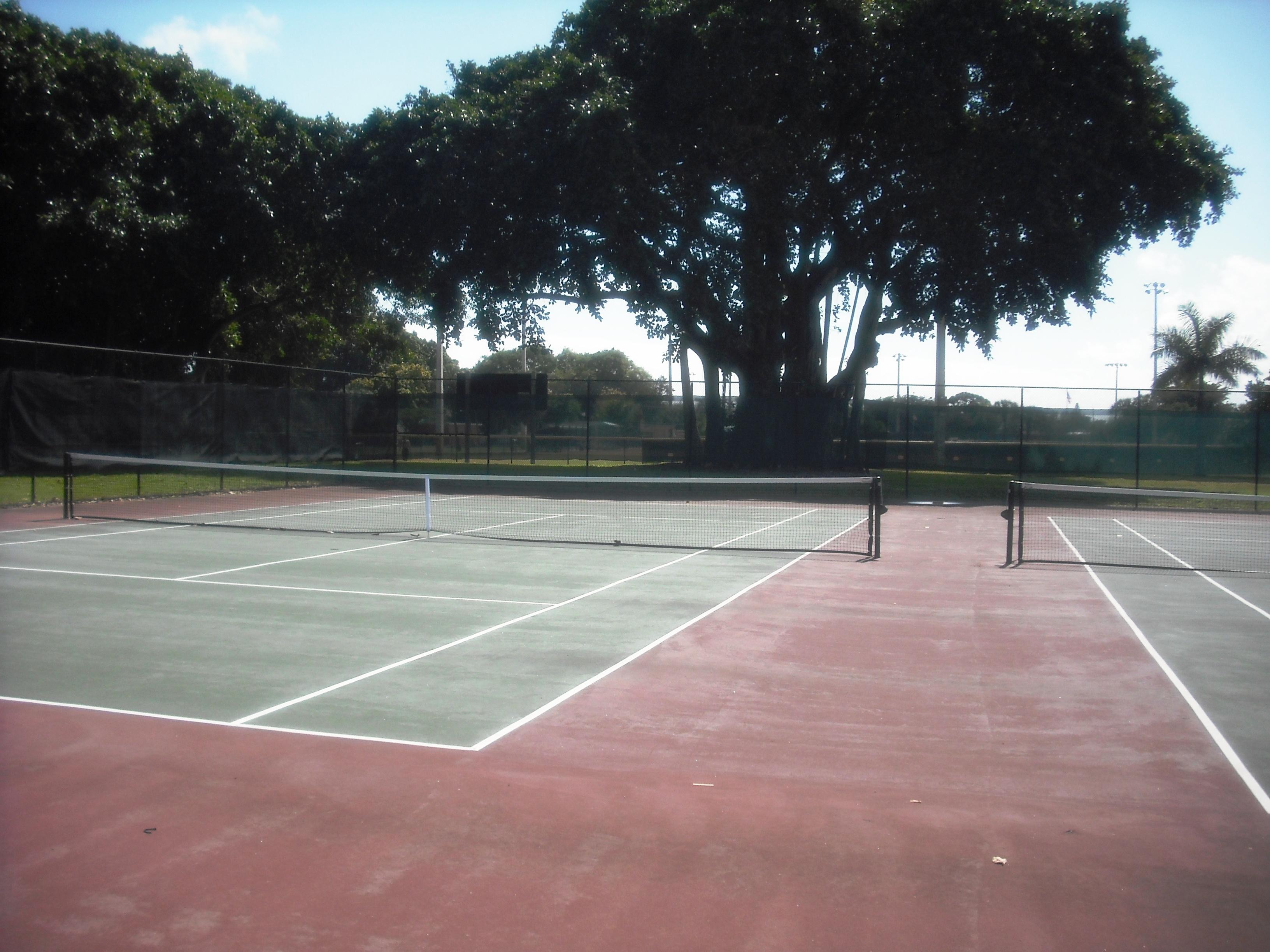 Phipps park tennis 2 20 2013 002 west palm beach parks - Palm beach gardens tennis center ...