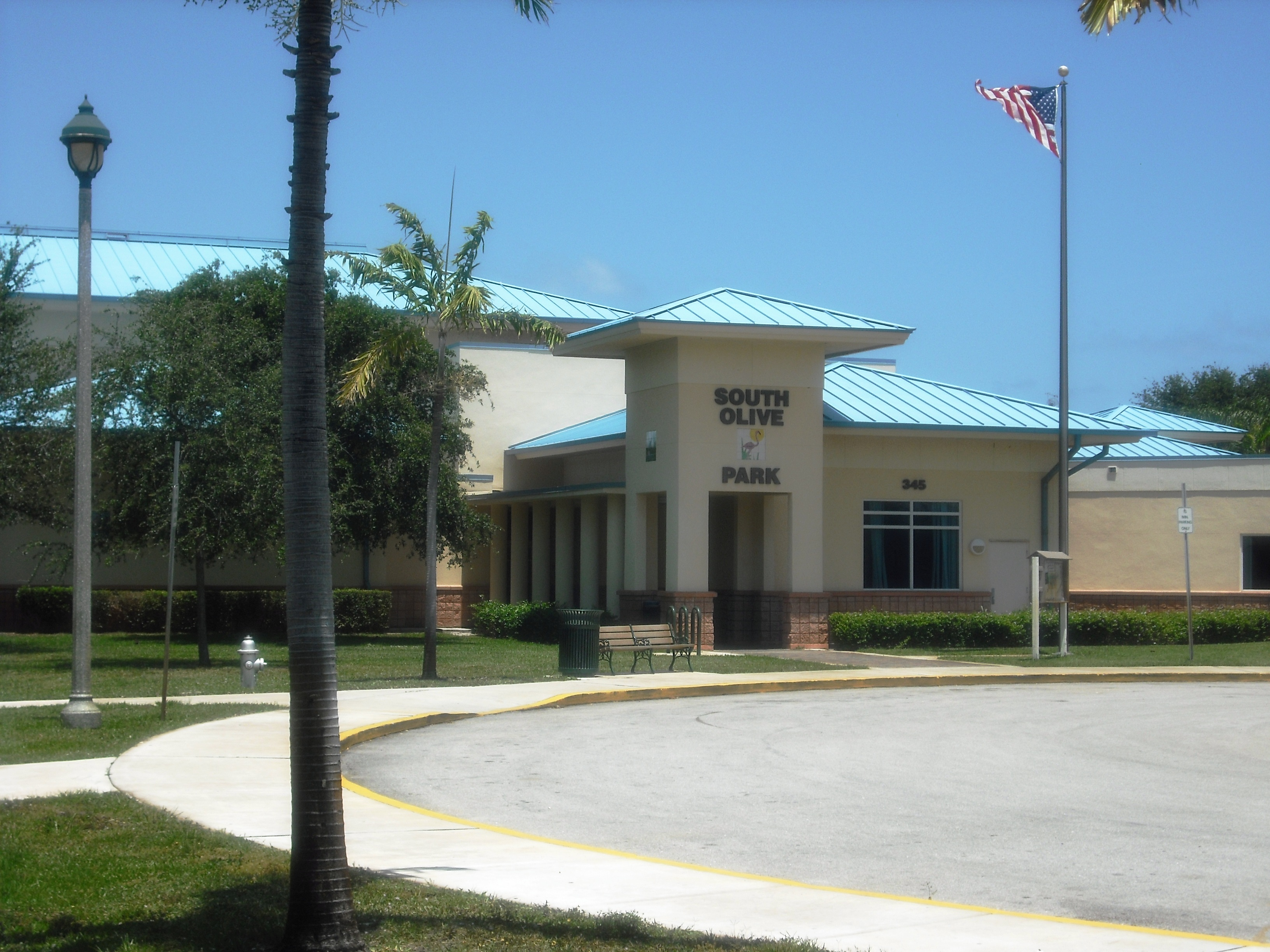 South Olive Community Center West Palm Beach Fl