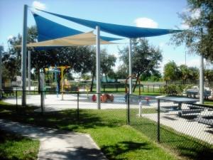 Westgate park and recreation center west palm beach parks for Palm beach gardens recreation center