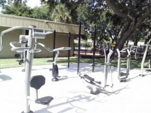Westgate Park Fitness Zone