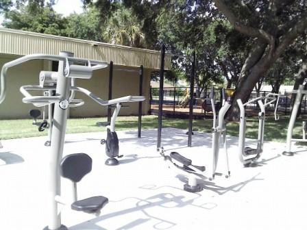Westgate Park Fitness Zone