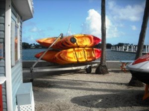 Kayak Rentals WPB Waterfront