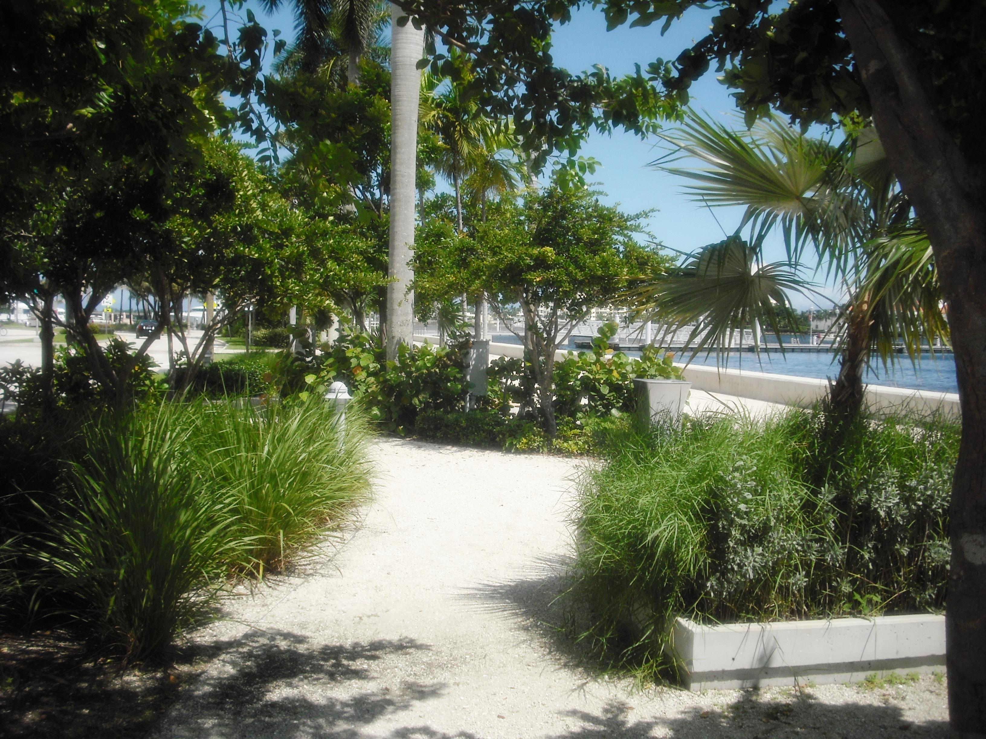 WPB Waterfront Promenade 001