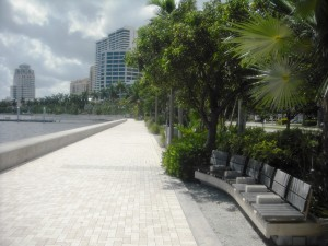 WPB Waterfront floating docks 003