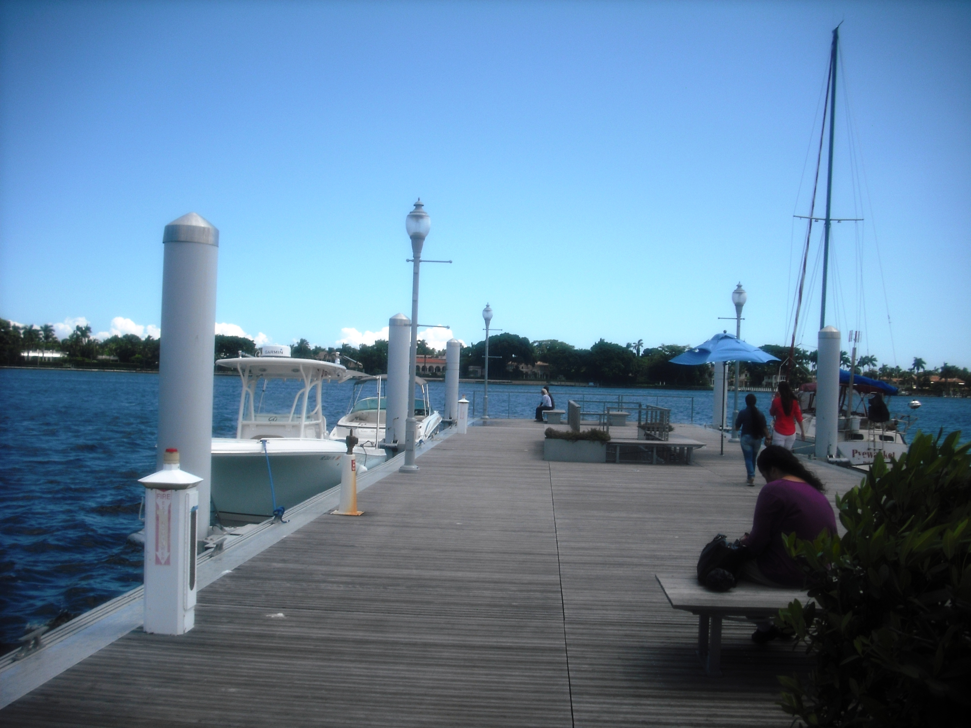 WPB Waterfront floating docks 018