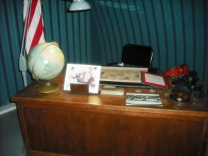 JFK Bunker Desk