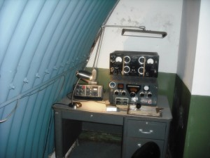 JFK Bunker Radio Communications