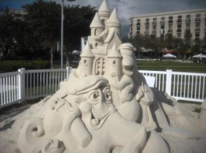 Sand Sculpture WPB Waterfront 005