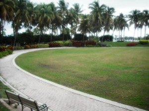 WPB Meyer Amphitheatre grounds