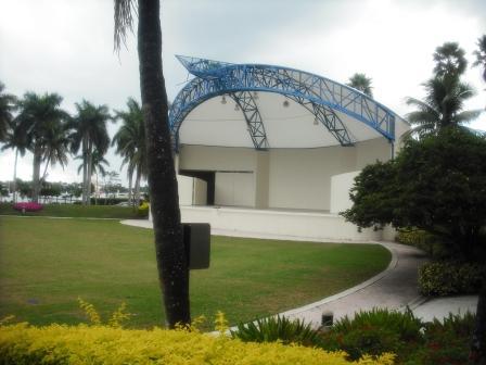 WPB Meyer Amphitheatre