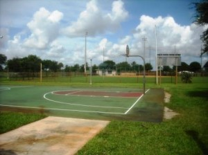 Mary Brandon Park Basketball WPB 019