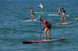 Paddleboard-Race