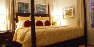 Casa Grandview bedroom