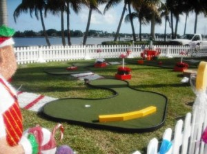 Miniature Golf WPB