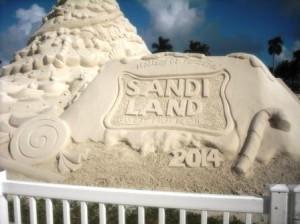 Sand Sculptures WPB 2014 006