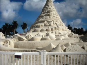 Sand Sculptures WPB 2014 007