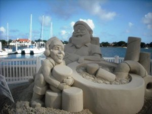 Sand Sculptures WPB 2014 016