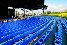 Cruzan Amphitheatre Seating