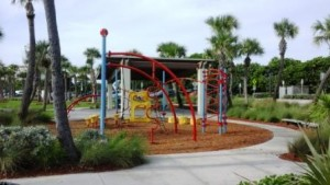 lake-worth-beach-children-play-structure