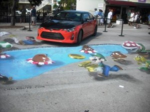 Lake Worth Street Painting Festival Feb. 2015 001