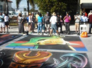 Lake Worth Street Painting Festival Feb. 2015 009