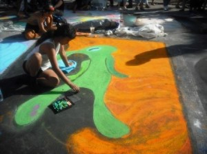 Lake Worth Street Painting Festival Feb. 2015 037