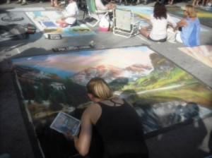Lake Worth Street Painting Festival Feb. 2015 045