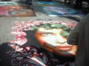 Lake Worth Street Painting Festival Feb. 2015 051