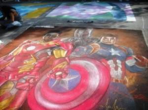 Lake Worth Street Painting Festival Feb. 2015 052