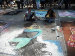 Lake Worth Street Painting Festival Feb. 2015 053