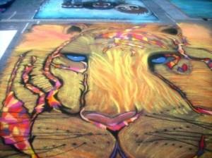 Lake Worth Street Painting Festival Feb. 2015 064