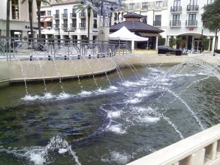 CityPlace Fountain