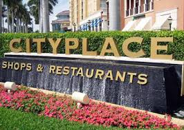 CityPlace Shops Restaurants WPB
