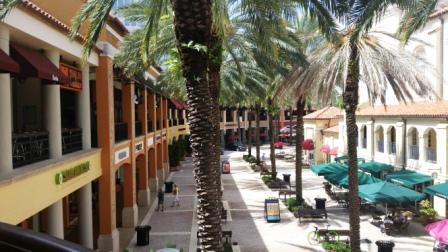 CityPlace Shops Restaurants