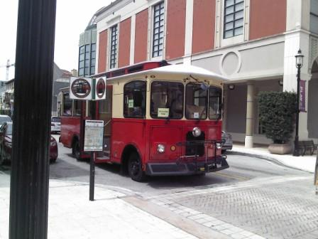 CityPlace Trolley WPB 2015