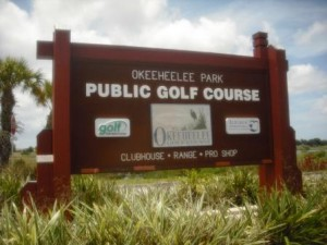 Okeeheelee Park Public Golf Course June 2015 015