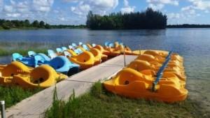 Kayak Rental Okeeheelee Park