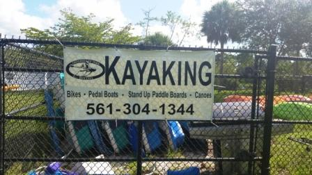 Kayaking Bike Rentals