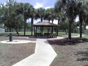 Pooch Pines Dog Park Pavilion