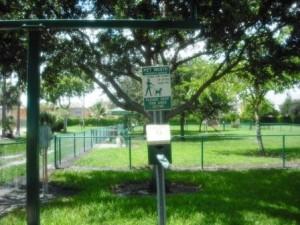 Village Paws Dog Park Poop Dispenser