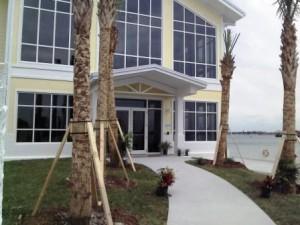 Manatee Lagoon Center entrance