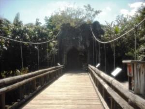 Palm Beach Zoo Bridge