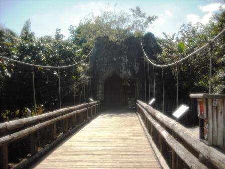 Palm Beach Zoo Bridge