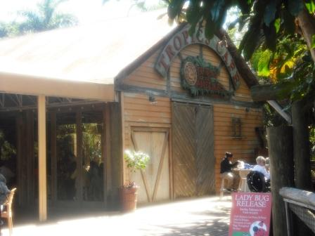 Tropics Cafe PB Zoo