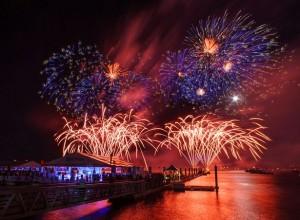 SunFest 2015  WPB Fireworks