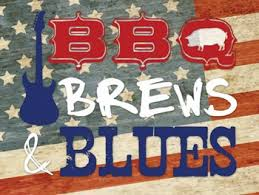 BBQ Blue Brews