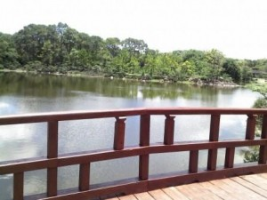 Morikami Main Bridge