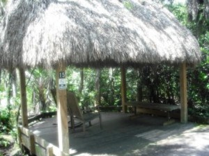 Grassy Waters Tiki Hut July 2016